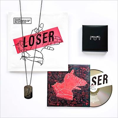 LOSER/ナンバーナイン (CD+ドッグタグ゙+ルーズパッケージ)【LOSER盤(初回限定)】