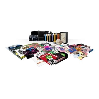EARLY YEARS 1965-1972 (10CD+9DVD+8Blu-ray+7インチシングル×5)