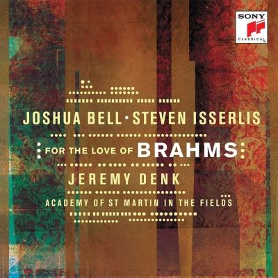 二重協奏曲、ピアノ三重奏曲第1番 ジョシュア・ベル、スティーヴン・イッサーリス、ジェレミー・デンク、アカデミー室内管弦楽団