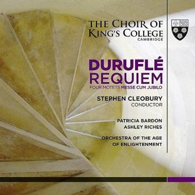 レクィエム クレオベリー&ケンブリッジ・キングズ・カレッジ合唱団、エイジ・オブ・インライトゥメント管弦楽団