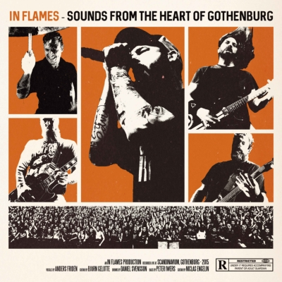 In Flames Live In Sweden: Sounds From The Heart Of Gothenburg