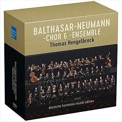 『トーマス・ヘンゲルブロック・エディション』 バルタザール=ノイマン・アンサンブル&合唱団(16CD)