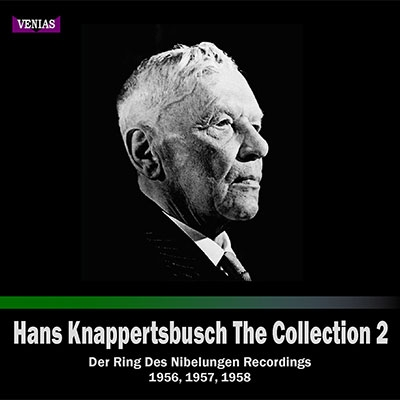 Der Ring des Nibelungen : Hans Knappertsbusch / Bayreuther Festspiele -Collection Ring Recordings 1956-1958 (42CD)