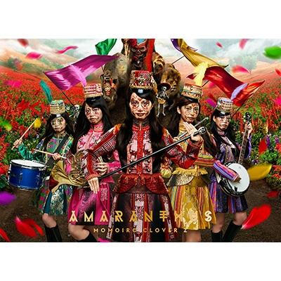 """MOMOIRO CLOVER Z DOME TREK 2016""""AMARANTHUS / 白金の夜明け"""" DVD BOX (+CD)"""