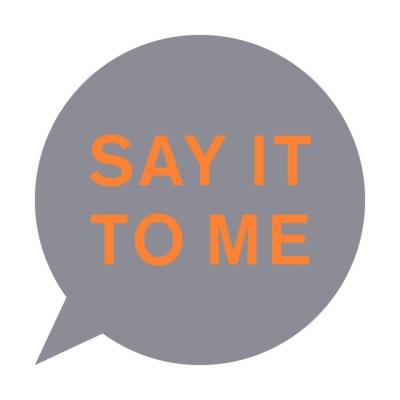 Say It To Me (12インチシングルレコード)