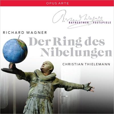 『ニーベルングの指環』全曲 クリスティアーン・ティーレマン&バイロイト(2008 ステレオ)(14CD)