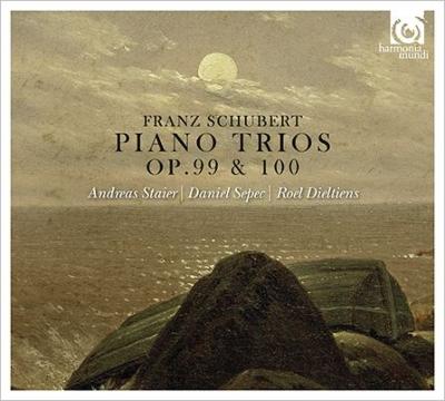 Piano Trios Nos.1, 2, Notturno : Andreas Staier(Fp)Daniel Sepec(Vn)Roel Dieltiens(Vc)