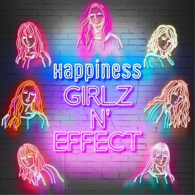 GIRLZ N' EFFECT (CD+DVD)