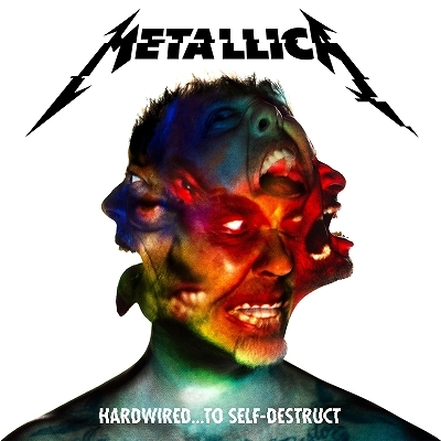 HARDWIRED...TO SELF-DESTRUCT (2SHM-CD)