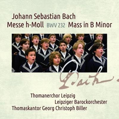ミサ曲ロ短調 ゲオルク・クリストフ・ビラー&聖トーマス教会合唱団、ライプツィヒ・バロック管弦楽団(2006)(2CD)