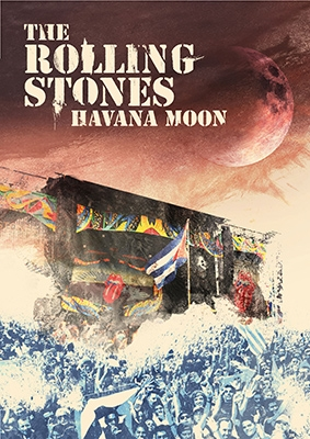 Havana Moon The Rolling Stones Live In Cuba 2016 (+2CD)