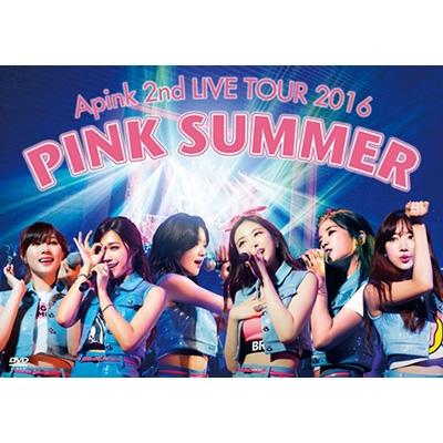 Apink 2nd LIVE TOUR 2016「PINK SUMMER」at 2016.7.10 Tokyo International Forum Hall A (DVD)