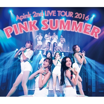 Apink 2nd LIVE TOUR 2016「PINK SUMMER」at 2016.7.10 Tokyo International Forum Hall A (Blu-ray)