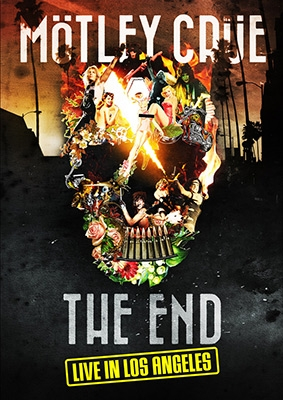 The End: ラスト ライヴ イン ロサンゼルス 2015年12月31日 (+CD)