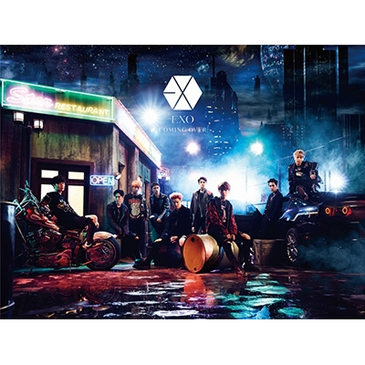 coming over 初回生産限定盤 cd dvd スマプラ対応 exo