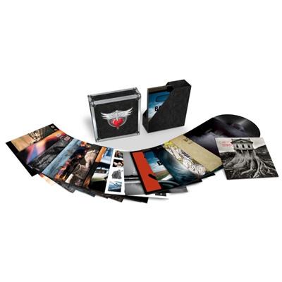 The Albums (BOX仕様/25枚組/180グラム重量盤レコード)