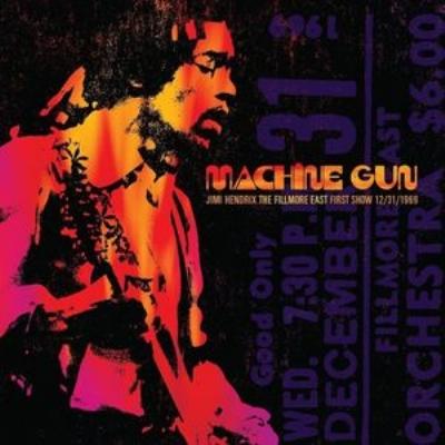 Machine Gun: The Fillmore East First Show 12 / 31 / 69 (Hybrid SACD)