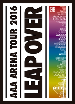 AAA ARENA TOUR 2016 -LEAP OVER -【初回限定盤】(Blu-ray)