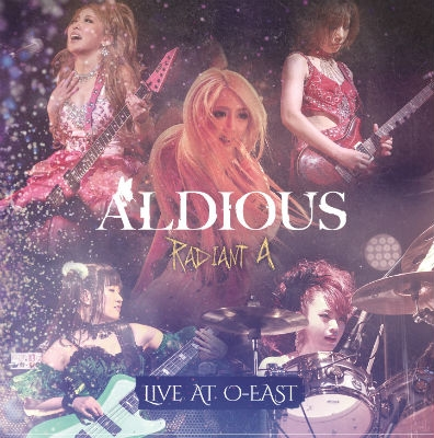 Radiant A Live in TSUTAYA O-EAST (DVD+CD)