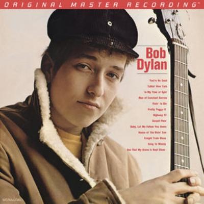Bob Dylan (高音質盤/モノラル/45回転盤/2枚組/180グラム重量盤レコード/Mobile Fidelity)