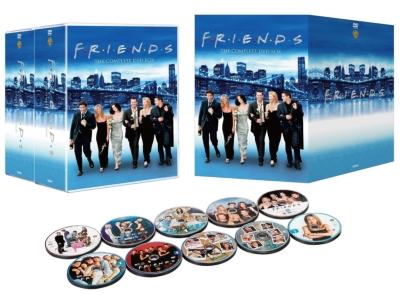 フレンズ <シーズン1-10> DVD全巻セット