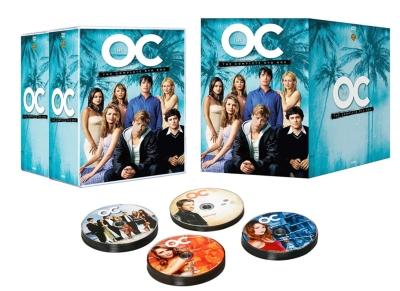 The OC <シーズン1-4> DVD全巻セット