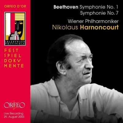 交響曲第7番、第1番 ニコラウス・アーノンクール&ウィーン・フィル ...