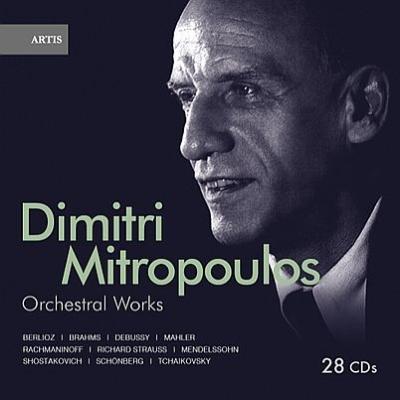 ディミトリ・ミトロプーロス・エディション(28CD)