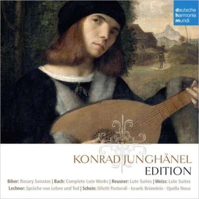 コンラート・ユングヘーネル・エディション(10CD)
