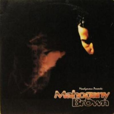 Mahogany Brown (再プレス/2枚組アナログレコード)