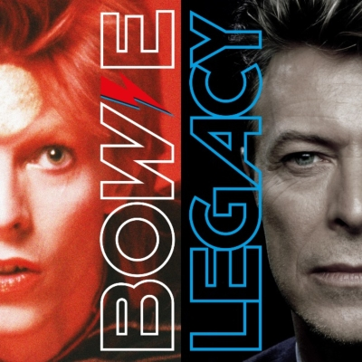 LEGACY 〜THE VERY BEST OF DAVID BOWIE〜(1CD)