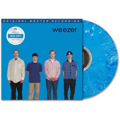 Weezer (Blue Album)(高音質盤/180グラム重量盤レコード/Mobile Fidelity)