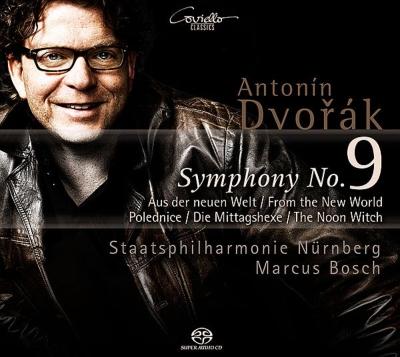 交響曲第9番『新世界より』、真昼の魔女 マルクス・ボッシュ&ニュルンベルク州立フィル