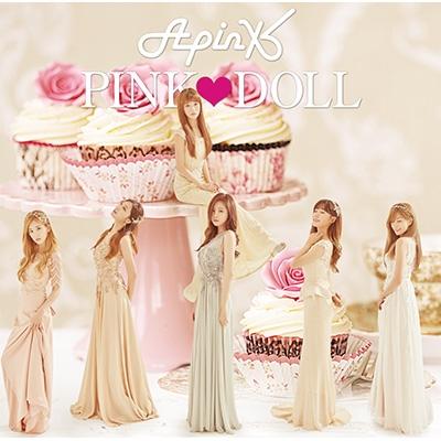 PINK DOLL 【初回限定盤B】 (CD+DVD)
