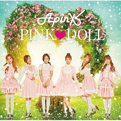 PINK DOLL 【初回生産限定盤C】 (ピクチャーレーベル仕様:ナウンVer.)