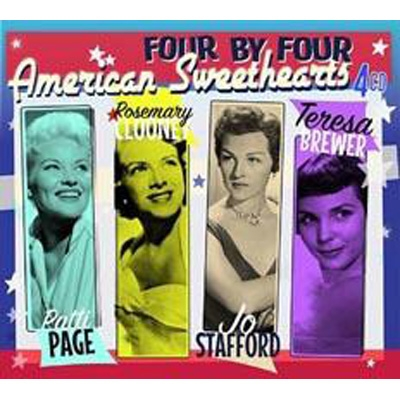 Four By Four -American Sweethearts