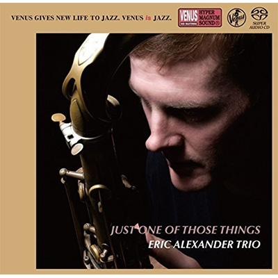 just one of those things sacd eric alexander hmv books online