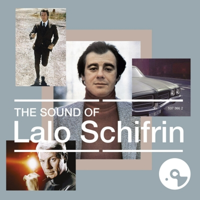 Sound Of Lalo Schifrin (5CD) :...