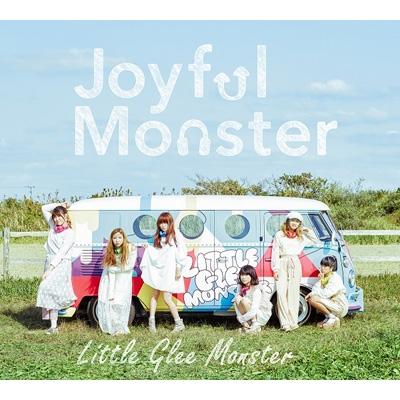Joyful Monster 【初回生産限定盤】(CD+LIVE DVD)