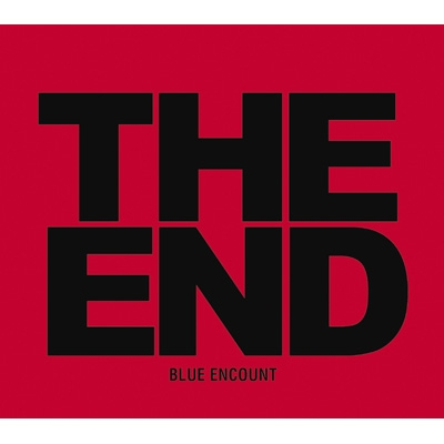 THE END 【初回生産限定盤】(+DVD)