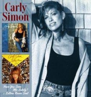 Have You Seen Me Lately? / Letters Never Sent : Carly Simon ...