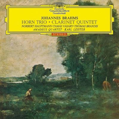クラリネット五重奏曲、ホルン三重奏曲 カール・ライスター、アマデウス四重奏団、ノルベルト・ハウプトマン、他