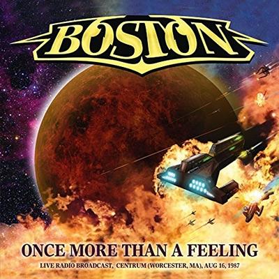 Once More Than A Feeling -Live Radio Broadcdast 1987 (2CD)