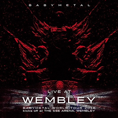 「LIVE AT WEMBLEY」BABYMETAL WORLD TOUR 2016 kicks off at THE SSE ARENA, WEMBLEY