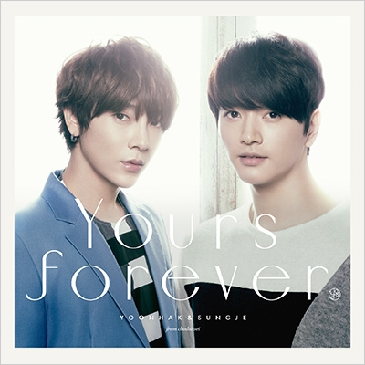 Yours forever 【Type-B】 (CD+32Pブックレット)