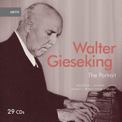 ヴァルター・ギーゼキング ポートレート(29CD)