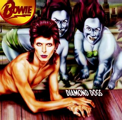 Diamond Dogs (2016年リマスター盤/180グラム重量盤レコード)