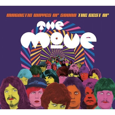 Magnetic Waves Of Sound: The Best Of The Move (+DVD)