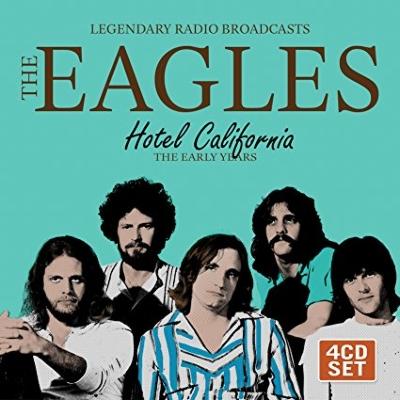 Hotel California -Legendary Radio Broadcasts (4CD)