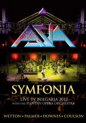 SYMFONIA 〜LIVE IN BULGARIA 2013 (+CD)(限定盤)